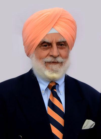 S. <b>Satyajit Singh Majithia</b> - 1